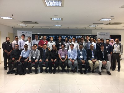 DepuySynthes Advanced Trauma Upper Limb Cadaveric Course held at National University of Malaysia