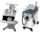 Radial shockwave therapy machine