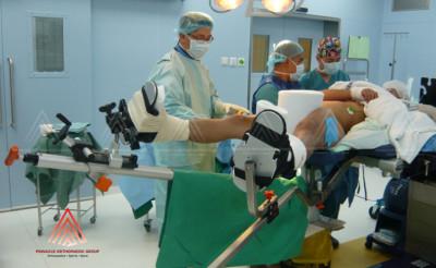 Hip Distractor for Hip Arthroscopy