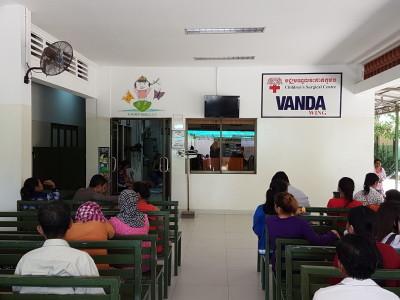 Children Surgical Centre Cambodia