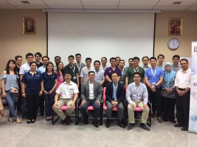 Dr Andy Wee at Chulalongkorn University Hospital
