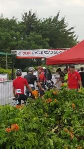 Pinnacle Orthopaedic Group at OCBC Cycle 2017