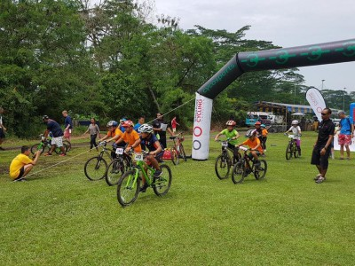 BMX and MTB Clinics & Mini Race