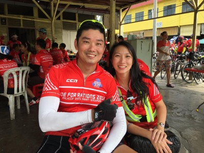 Ride for Rations 2016