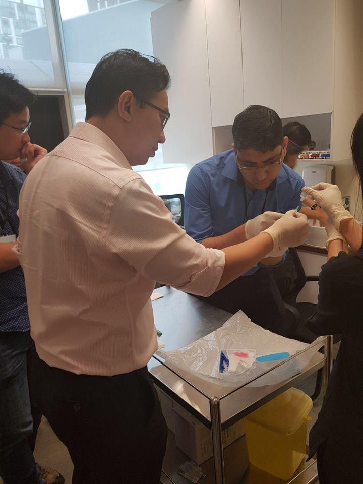 Shoulder and Knee Injection Workshop c