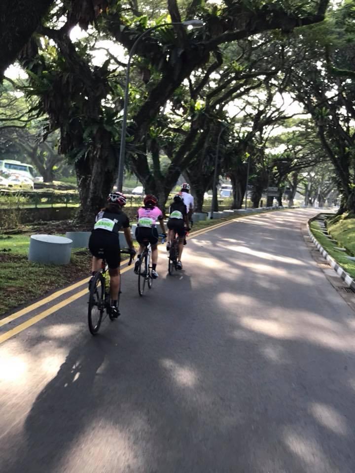 GetActive Singapore RIBA 1