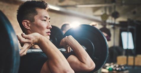 crossfit injuries Dr Andy Wee Health Plus