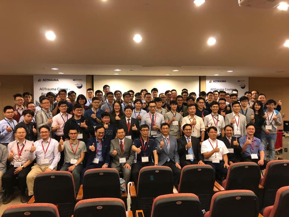 Dr Victor Seah Fracture Management AOTrauma Taipei Taiwan