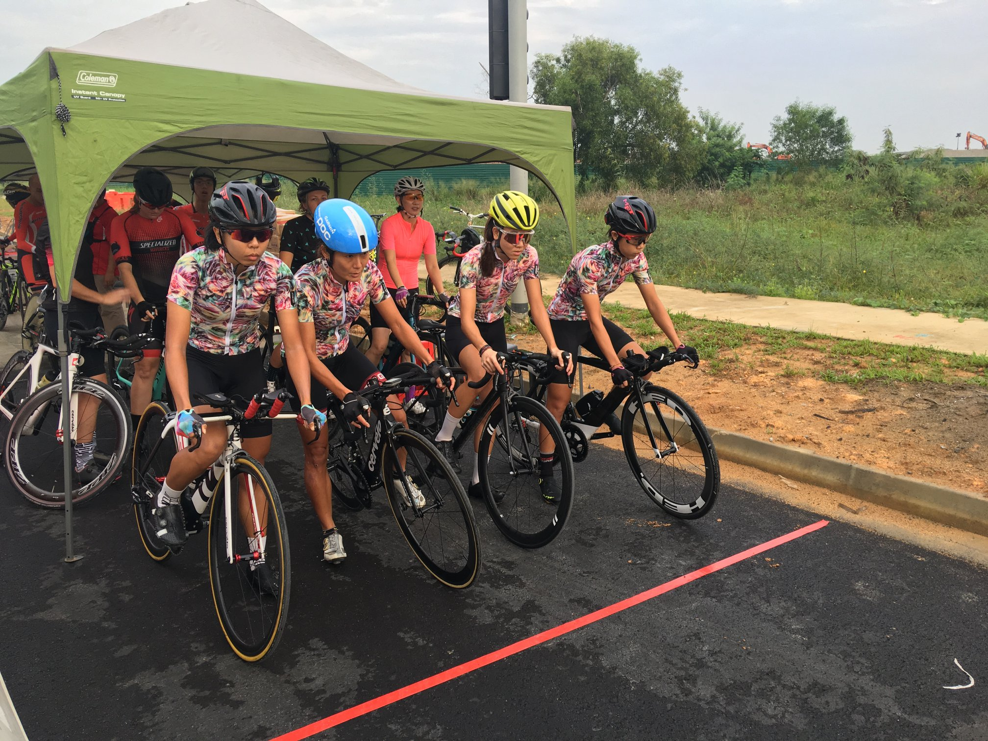 OCBC Cycle National Road Championship 2019, Team Time Trial (2)