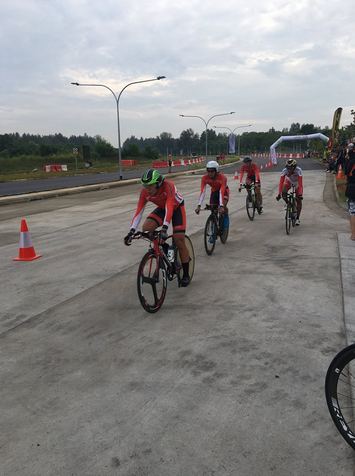 OCBC Cycle National Road Championship 2019, Team Time Trial (3)