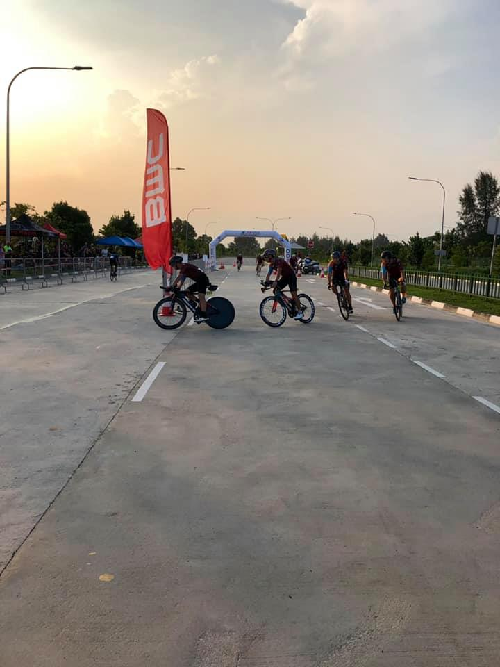 OCBC Cycle National Road Championships, Team Time Trial 2019