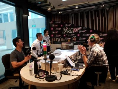 Dr Andy Wee - Kiss92