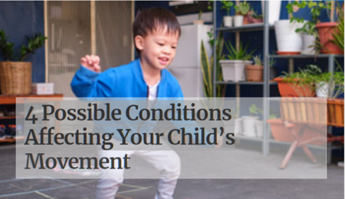 children's orthopaedic conditions affecting movements