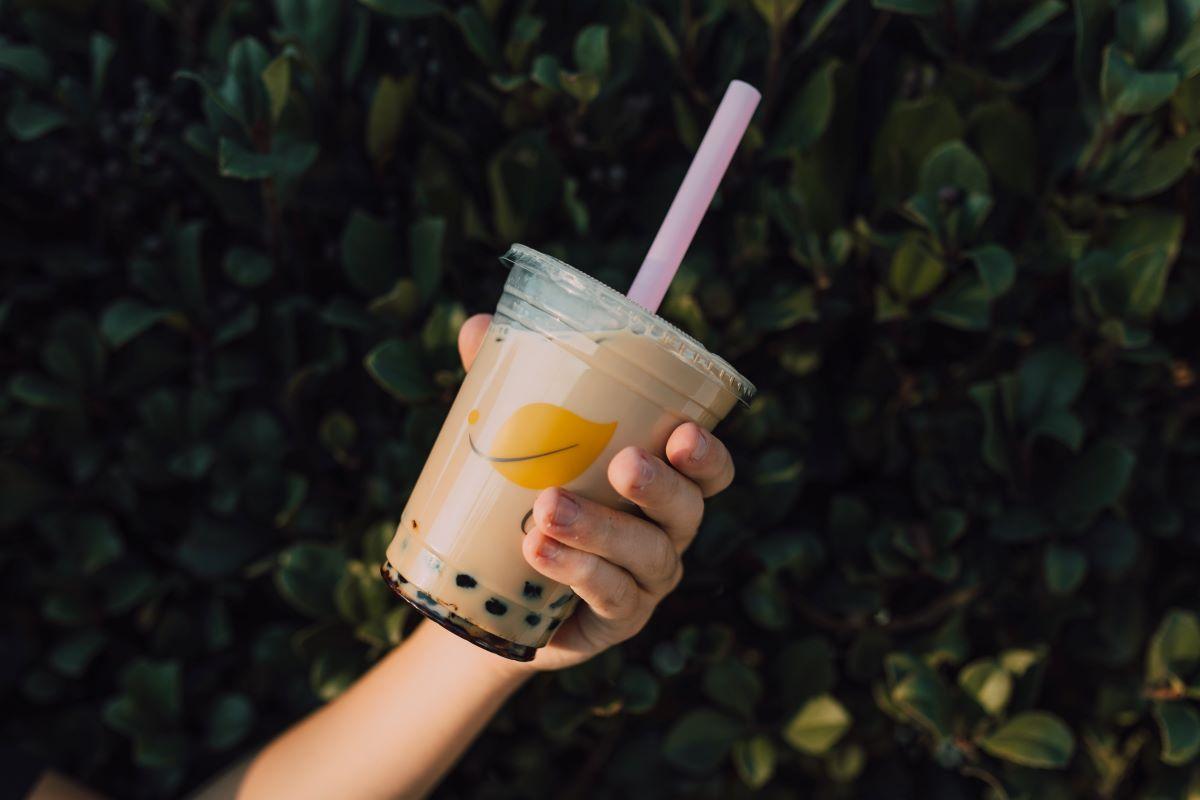 Gout Symptoms and treatment - bubble tea consumption